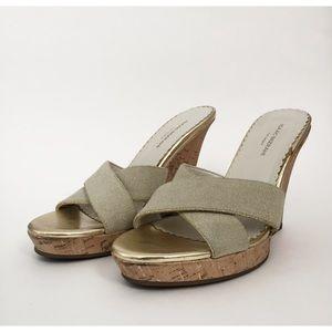 🌹Isaac Mizrahi Sandal Heel